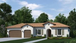 Spanish Colonial Homes by Residence Two Floor Plan In Laurelton At Blackstone Calatlantic