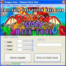 2017 official dragon story cheats hack android ios free download
