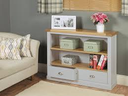 low height grey bookcase unni u0026 evans