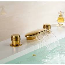 Gold Bathroom Faucet by 56 Best Gold Bathroom Sink Faucet Images On Pinterest Gold