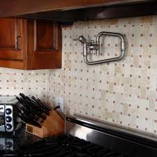 Kitchen Backsplash Kitchen Tile Backsplash Westside Tile And Stone - Travertine mosaic tile backsplash