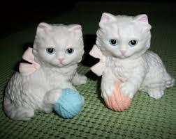 kitten figurine etsy