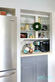 remodelaholic diy budget friendly white kitchen renovation with