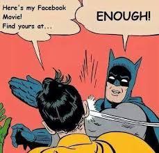 Enough Meme - facebookis10 batman meme abhi j