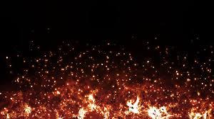 seamless golden molten grunge fire magma larva background pattern