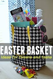 basket ideas easter basket ideas for tweens and today s creative ideas