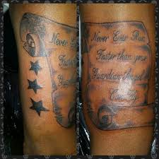 scroll tattoo by star chucky u0027s infamous tattoos bronx ny 347 270