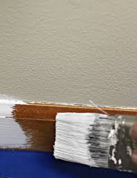 what of paint do you use on oak cabinets how to paint trim white my method for painting my whole