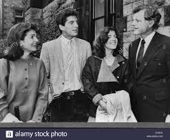 kennedy family from left former first lady jacqueline kennedy