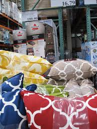 Sunbrella Patio Furniture Costco - simple details riad pillows at costco