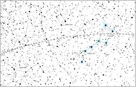 mimořádně příznivý návrat komety 41p tuttle giacobini kresák
