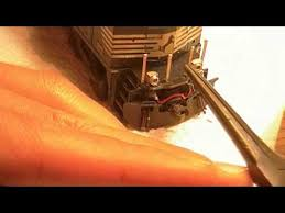 Brass Handrails How To Install Brass Handrails On A Locomotive Part 1 Youtube