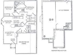 2 bedroom ranch floor plans bath trends picture albgood com