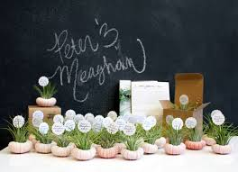plant wedding favors wedding favors robincharlotte