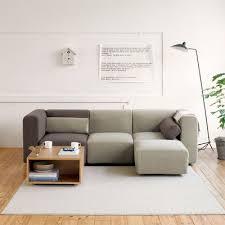 canapé lit muji unit sofa muji pinteres