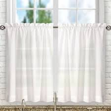 What Is A Cafe Curtain Rod Cafe Curtains You U0027ll Love Wayfair