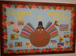 thanksgiving library bulletin board ideas pictures to pin on