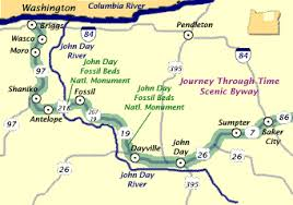 journey through time scenic byway oregon