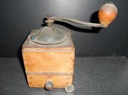 objet de cuisine ancien moulin a cafe poivre moudre objet de cuisine bois coffee