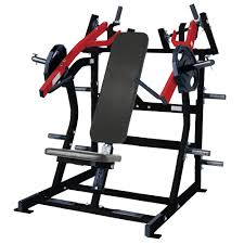 hammer strength plate loaded iso lateral super incline press