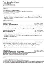 fake resume example 10 writing a summer job resume resume summer job resume for