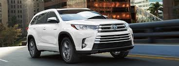 toyota highlander how many seats how many seats are in the 2017 toyota highlander