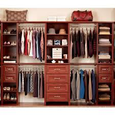 bedroom appealing home depot closet organizer with cozy pergo