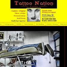 tattoo nation cairns opening hours cairns tattoo www worldtattooshops com