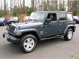 grey jeep wrangler 4 door 2007 jeep wrangler 4 door best image gallery 11 20 share and download
