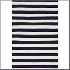 Blue White Striped Rug Navy And White Striped Cotton Rug Download Page U2013 Home Design