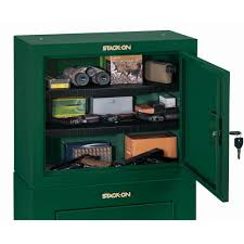 stack on security cabinet stack on gc 900 pistol security cabinet atlantic tactical inc
