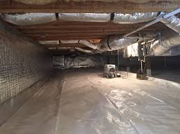 basement waterproofing crawl space services and radon testing