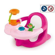 siege de bain bébé cotoons siège de bain avec ventouses achat vente