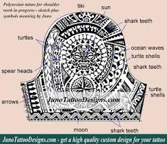 polynesian symbols meaning arm by junotattoodesigns tatu
