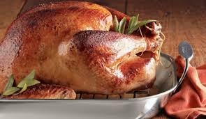 seasoning the turkey for thanksgiving chef pepín