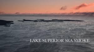 lake superior sea smoke lake superior sea smoke 2016 12 15 on vimeo