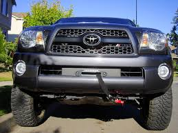 nissan frontier winch mount thoughts on off road bumpers archive expedition portal