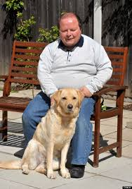 Dogs Helping Blind People Blind Man Ian Bradwell Fined After Failing To Pick Up His Guide