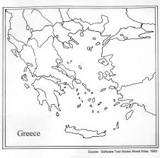 Greek Map Greece Map Thinglink
