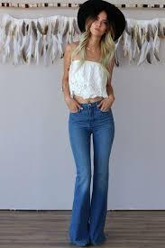 High Waist Bell Bottom Jeans 18 Best Bell Bottom Jeans Images On Pinterest Bell Bottom Jeans