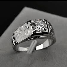 ring design men new platinum ring design for