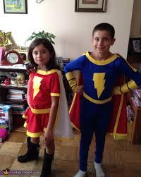 Achilles Halloween Costume Marvel Captain Marvel Jr Costume