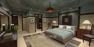 living and dining room architectural renderings from castleview3d