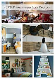 Remarkable DIY Boys Bedroom Ideas with Best 25 Boys Bedroom Decor