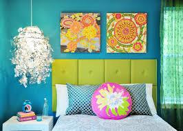 Colorful Bedroom Decor Home Decorating Ideas  Interior Design - Colorful bedroom