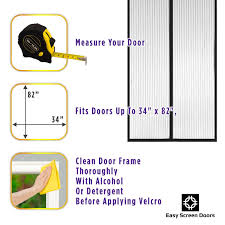 Screen Curtain Ipad Cyber Monday Deal Magnetic Screen Door Mesh Curtain Mosquito