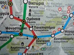 Athens Map Moving To Athens Here U0027s Your Neighbourhood Guide