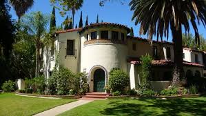 spanish colonial revival architecture tghs home tour preview