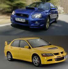 subaru evo black clarkson u0027s five star cars u2014 part 1 2002 2008