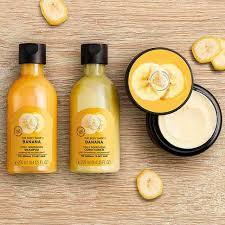 banana for hair banana truly nourishing hair mask hair the shop